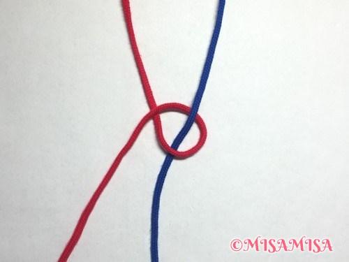 4の字結びのやり方3