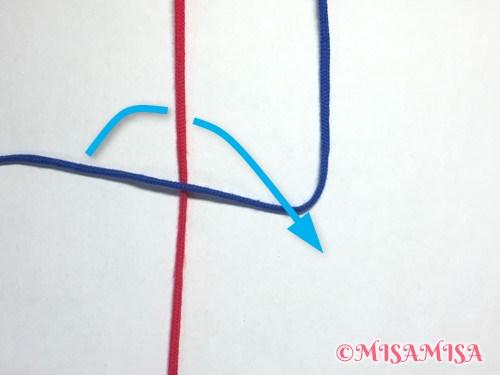 右タッチング結びのやり方2