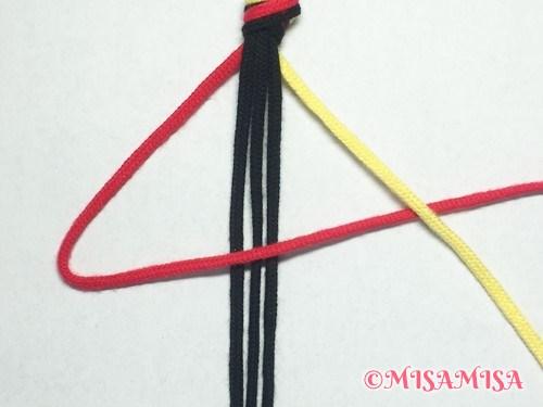 平結びの手順3